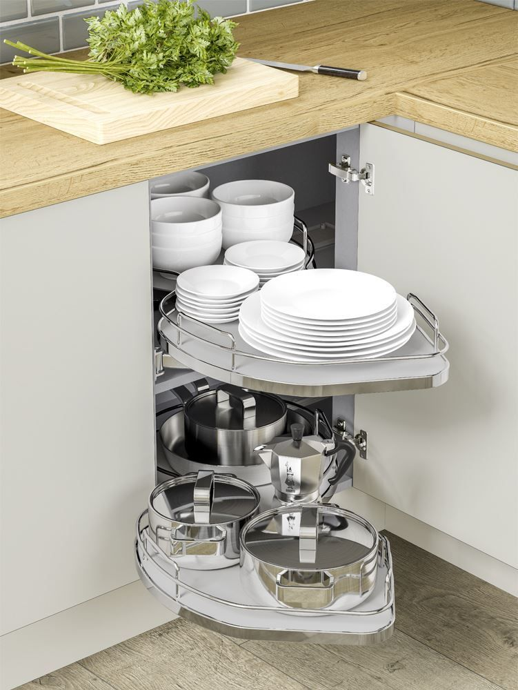 Nuvola Twin Shelf Magic Corner Innostor Plus To Suit 2