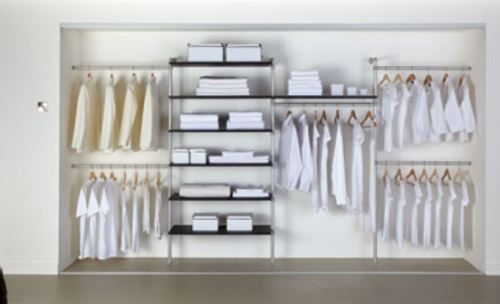 Volantestor Internal Wardrobe Modular Storage Kit System